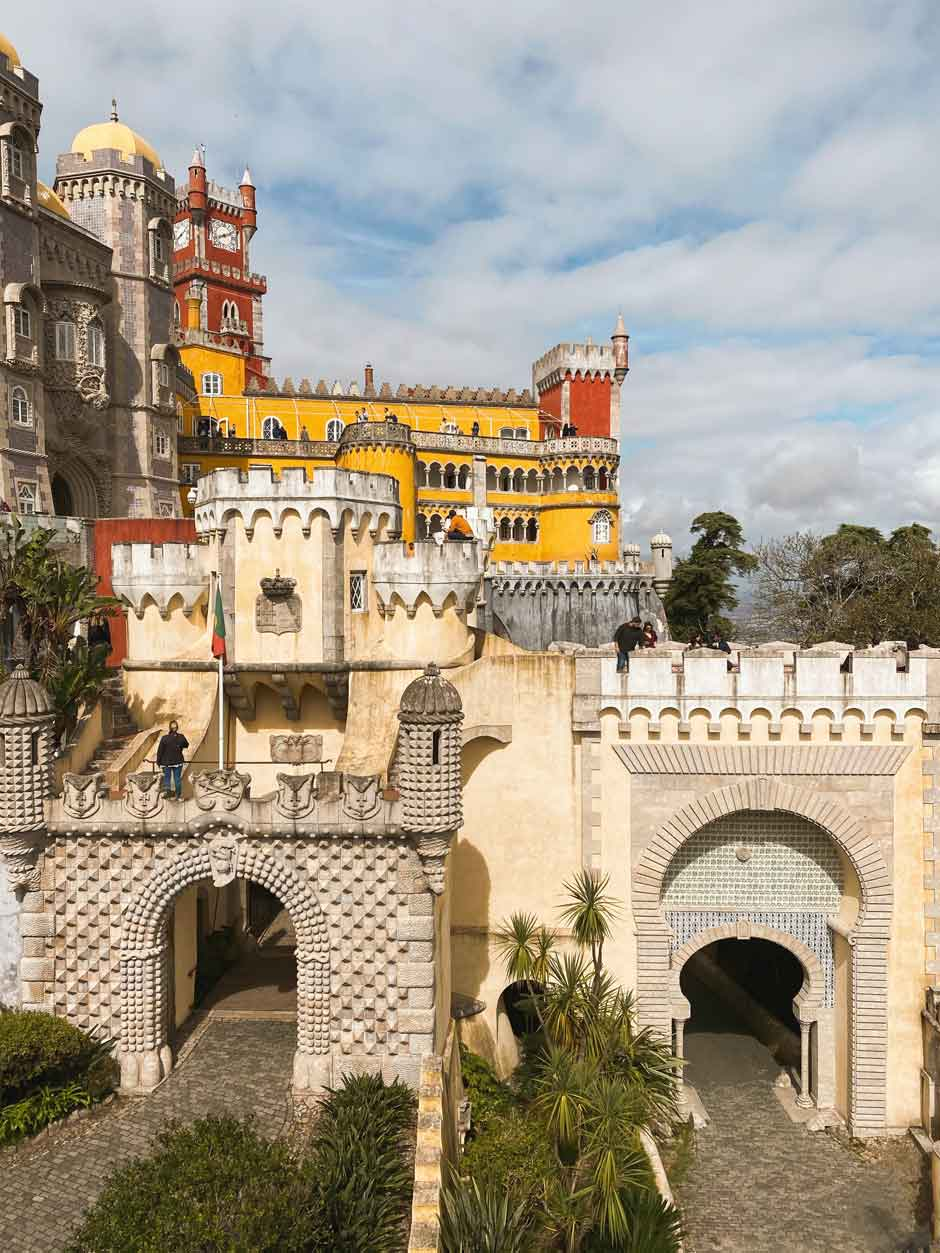 Visitar Sintra historia Lisboa   Tu Gran Viaje