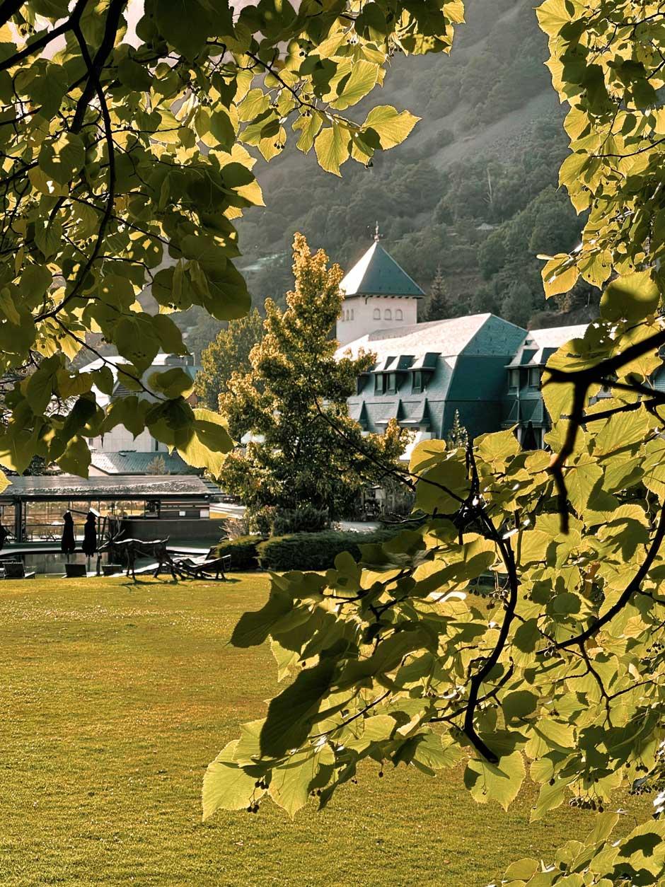 Imagen Andorra Park Hotel Escapadas viajar en otoño Tu Gran Viaje