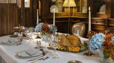 La Cena de Acción de Gracias en Urso Hotel & Spa | Tu Gran Viaje